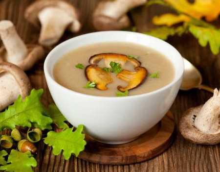 Сливочный соус с грибами рецепт