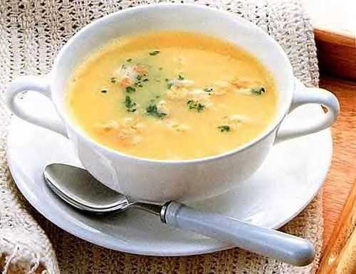 Суп гороховый рецепт приготовления