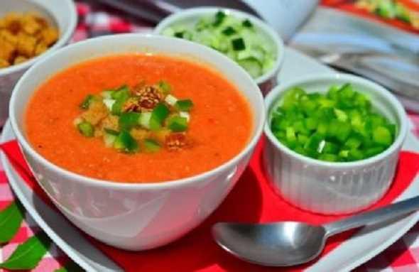 Суп гаспачо рецепт