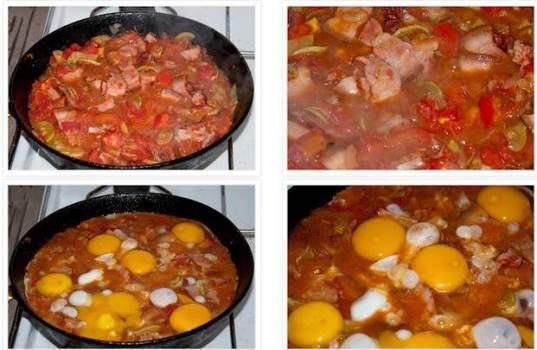 Jichnica s pomidorami