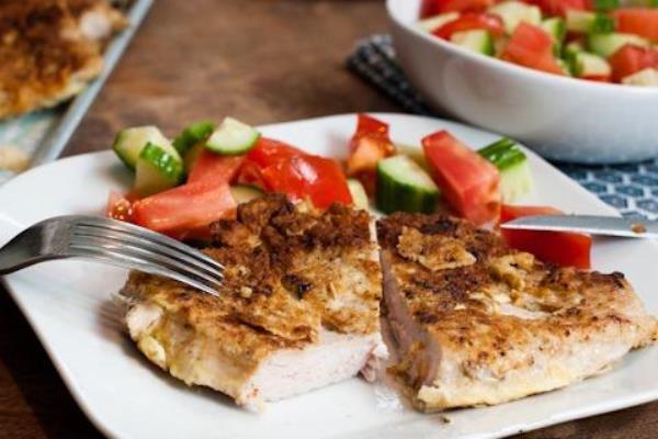 отбивные из свинины на сковороде рецепт с фото
