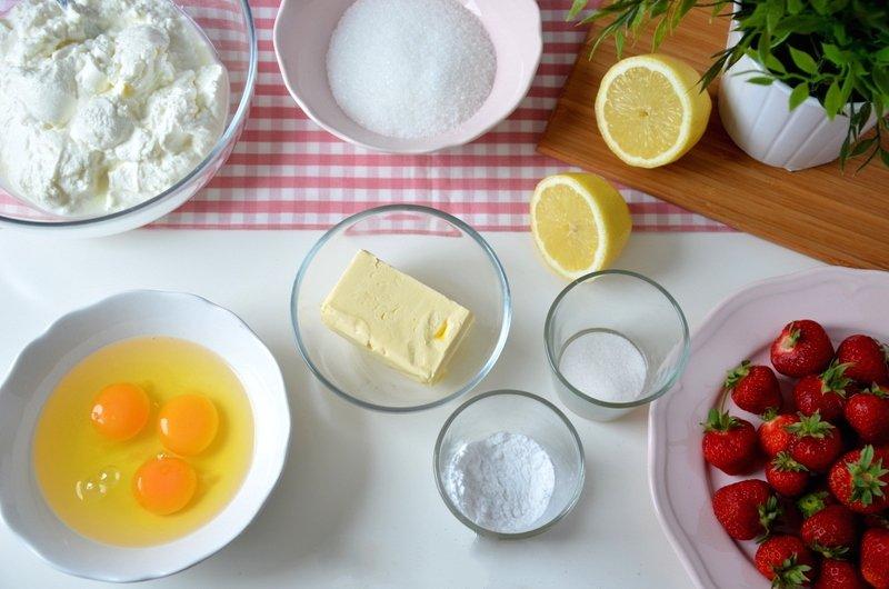 чизкейк творожный рецепт с фото