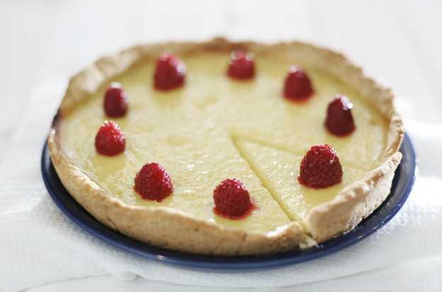 Йогуртовый пирог - рецепт с пошаговым фото