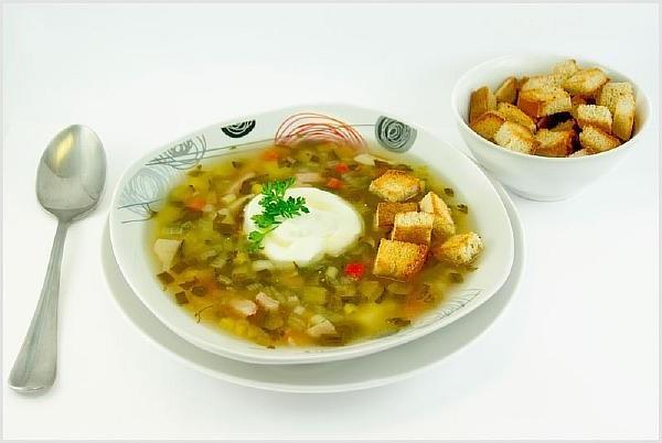 суп рассольник с рисом рецепт приготовления в домашних условиях
