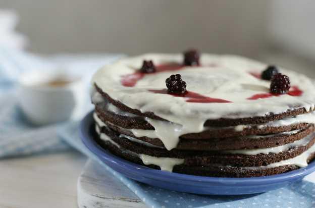 shokoladnyi tort na kefire3