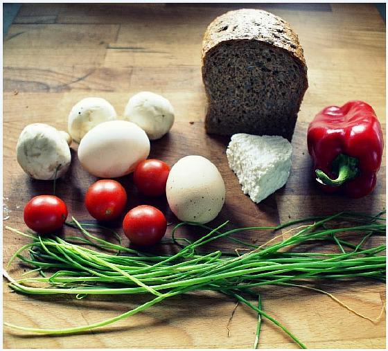 Яйца фаршированные творогом