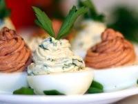 Яйца фаршированные тремя способами (4)