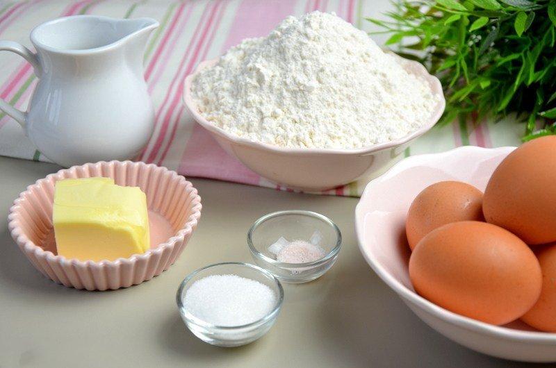 Русский хворост – кулинарный рецепт