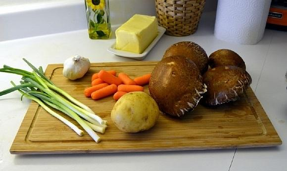 Gribnoi sup-pyure
