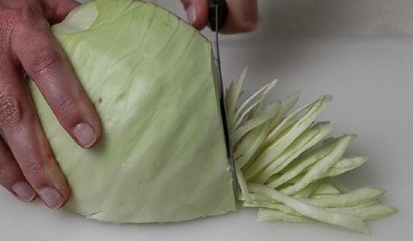 Salat iz kapusty (2)