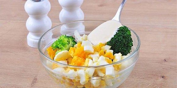 Salat s brokkoli (3)
