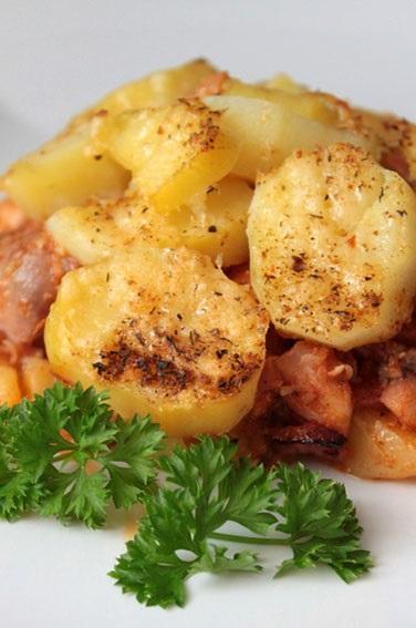 Zapekanka kartofelnaj
