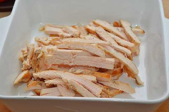 Salat s kuricei pomidorami (2)