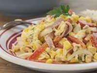 Salat s vetchinoi i kukuruzoi (4)