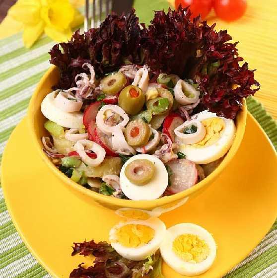 salat s kalmarami 4