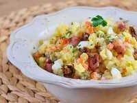 salat s marinovannymi gribami (5)