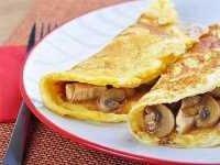 Omlet s gribami (1)