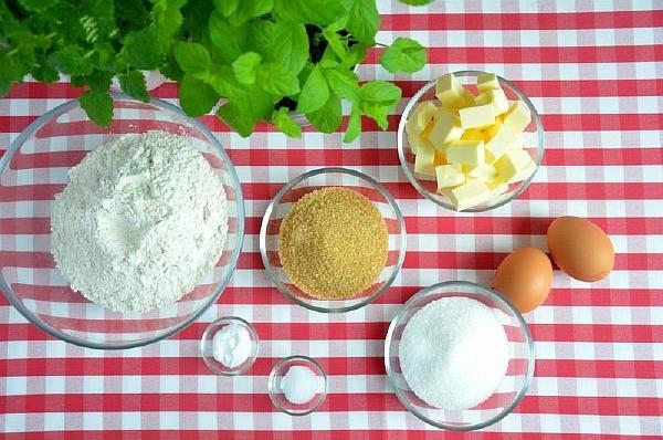 рецепт американского печенья
