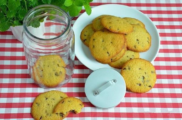 американское печенье с шоколадом рецепт