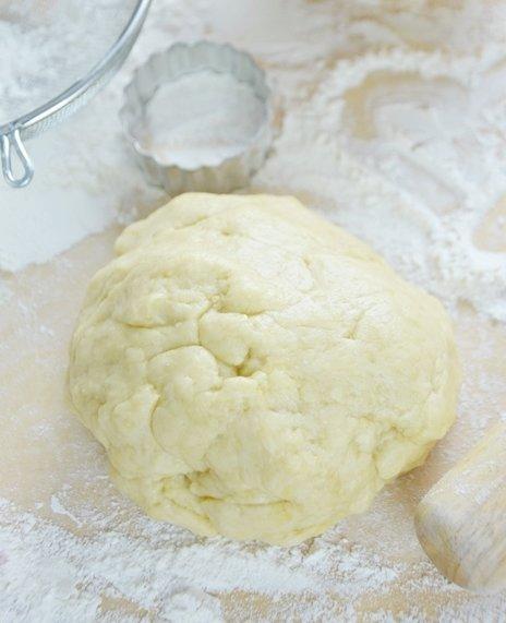Заварное тесто на пельмени