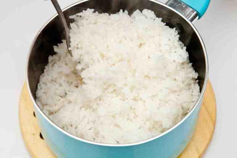 Готовый рассыпчатый рис