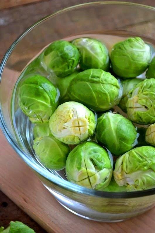 как приготовить брюссельскую капусту вкусно