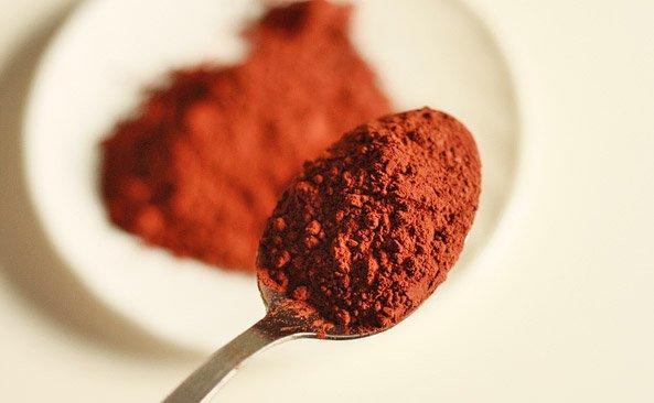 Сколько грамм какао в ложке (столовой, чайной)