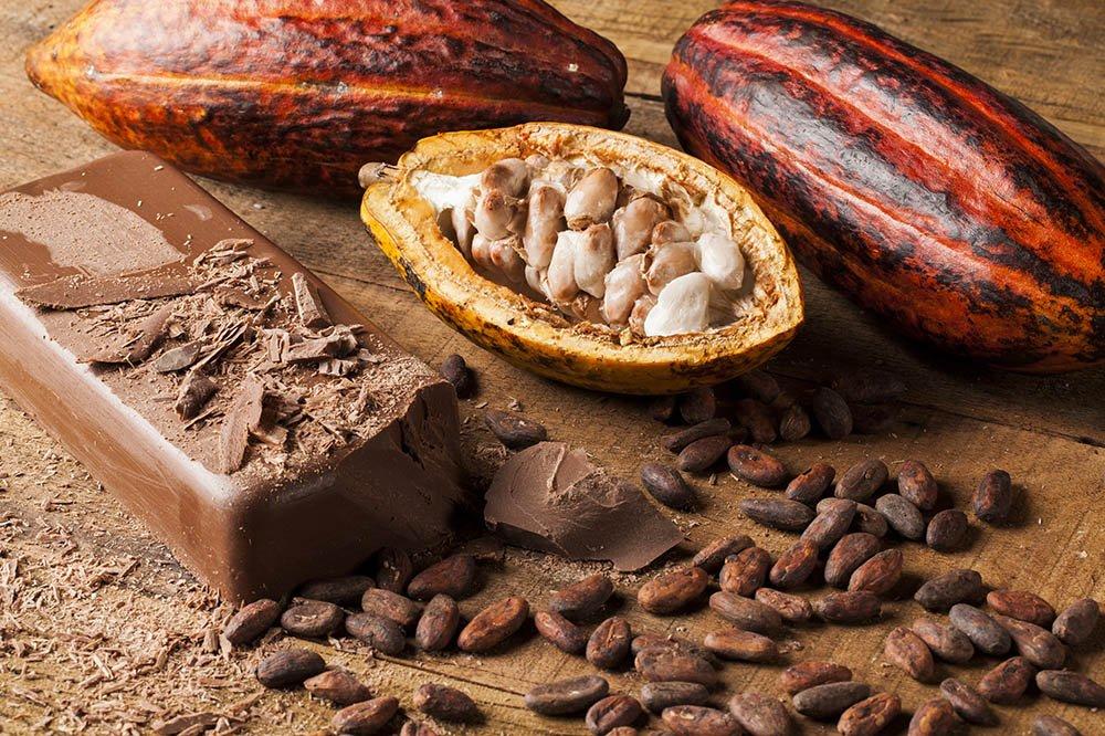 Сколько грамм какао в ложке