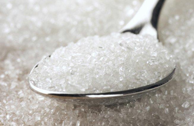 Сколько грамм сахара в ложке (столовой, чайной)