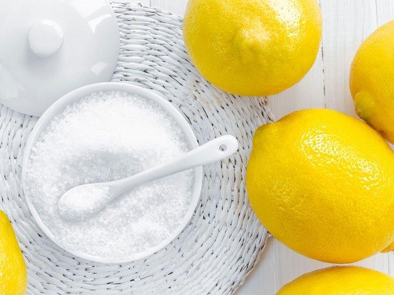 Сколько грамм лимонной кислоты в ложке (чайной, столовой)
