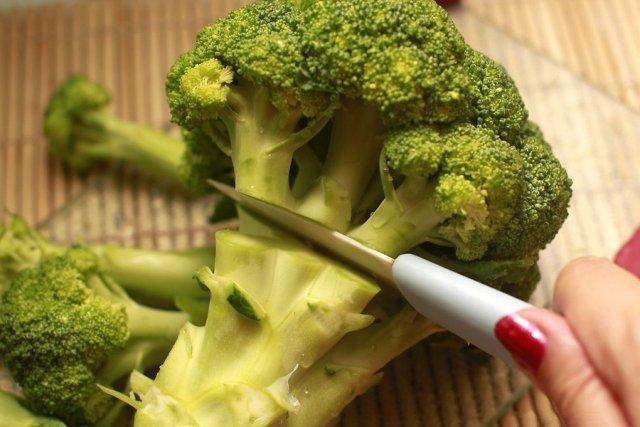 Сколько времени готовить брокколи