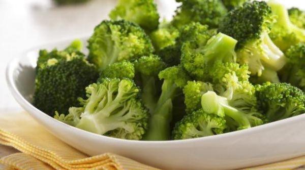 сколько готовить брокколи