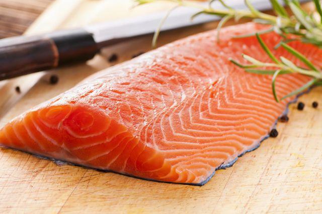 Как солить красную рыбу в домашних условиях рецепт с фото