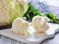 Как засолить цветную капусту