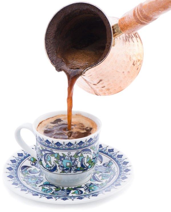 Как варить кофе с пенкой в турке
