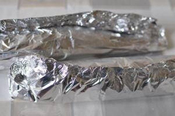Скумбрия запеченная в духовке с грибами