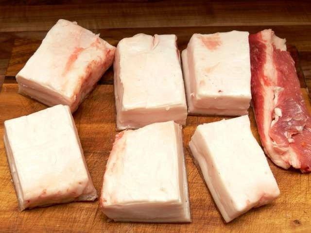 Сало в луковой шелухе самый вкусный рецепт